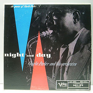 レコード画像:CHARLIE PARKER / Night And Day