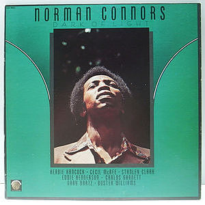レコード画像:NORMAN CONNORS / Dark Of Light