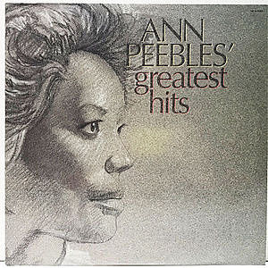 レコード画像:ANN PEEBLES / Ann Peebles' Greatest Hits
