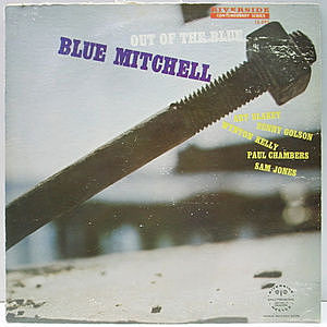 レコード画像:BLUE MITCHELL / Out Of The Blue