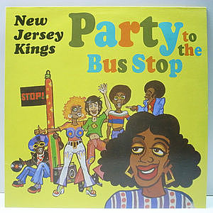 レコード画像:NEW JERSEY KINGS / Party To The Bus Stop