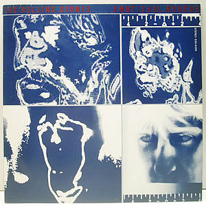 レコード画像:ROLLING STONES / Emotional Rescue