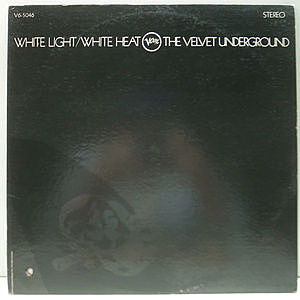 レコード画像:VELVET UNDERGROUND / White Light / White Heat