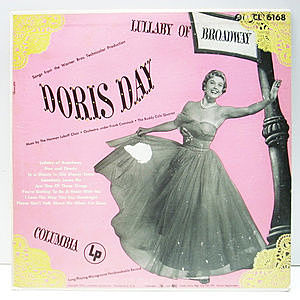 レコード画像:DORIS DAY / Lullaby Of Broadway