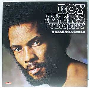 レコード画像:ROY AYERS / A Tear To A Smile