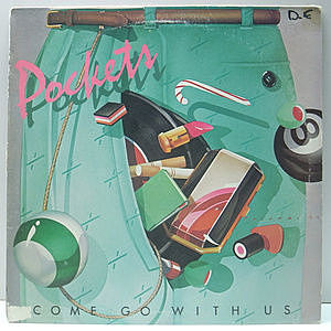 レコード画像:POCKETS / Come Go With Us