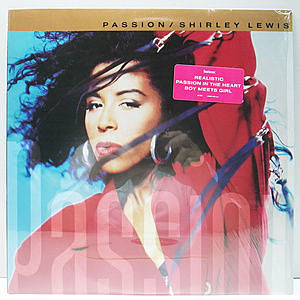 レコード画像:SHIRLEY LEWIS / Passion