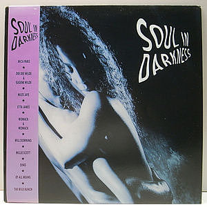 レコード画像:VARIOUS / Soul In Darkness