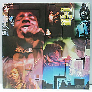 レコード画像:SLY & THE FAMILY STONE / Stand!