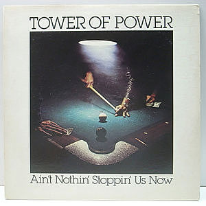 レコード画像:TOWER OF POWER / Ain't Nothin' Stoppin' Us Now