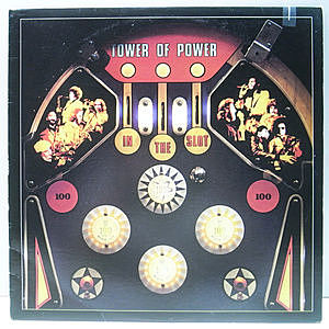 レコード画像:TOWER OF POWER / In The Slot