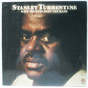 レコード画像:STANLEY TURRENTINE / Have You Ever Seen The Rain