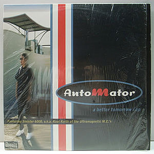 レコード画像:DAN THE AUTOMATOR / A Better Tomorrow