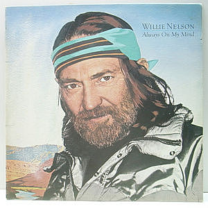 レコード画像:WILLIE NELSON / Always On My Mind