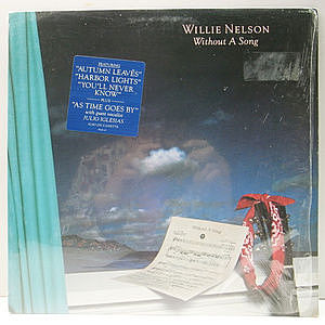 レコード画像:WILLIE NELSON / Without A Song