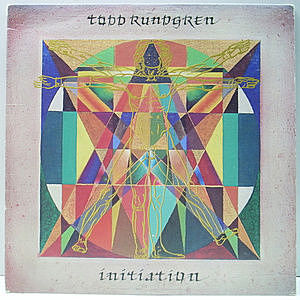レコード画像:TODD RUNDGREN / Initiation