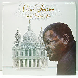 レコード画像:OSCAR PETERSON / A Royal Wedding Suite