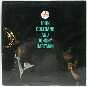 レコード画像:JOHN COLTRANE / JOHNNY HARTMAN / Same