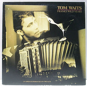 レコード画像:TOM WAITS / Franks Wild Years
