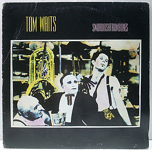 レコード画像:TOM WAITS / Swordfishtrombones