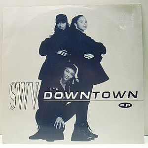 レコード画像:SWV / The Downtown EP