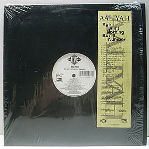 レコード画像:AALIYAH / Age Ain't Nothing But A Number