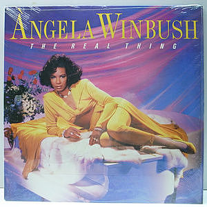レコード画像:ANGELA WINBUSH / The Real Thing
