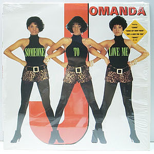 レコード画像:JOMANDA / Someone To Love Me