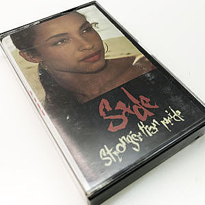 レコード画像:SADE / Stronger Than Pride