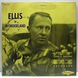 レコード画像:HERB ELLIS / Ellis In Wonderland