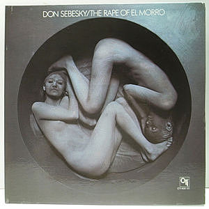 レコード画像:DON SEBESKY / The Rape Of El Morro