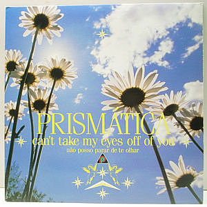 レコード画像:PRISMATICA / Can't Take My Eyes Off Of You