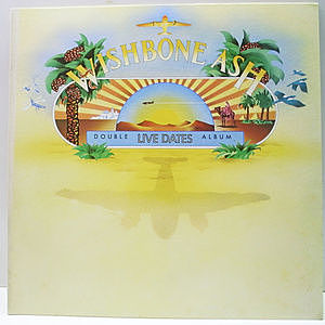 レコード画像:WISHBONE ASH / Live Dates