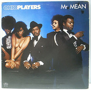 レコード画像:OHIO PLAYERS / Mr. Mean