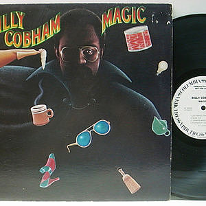 レコード画像:BILLY COBHAM / Magic