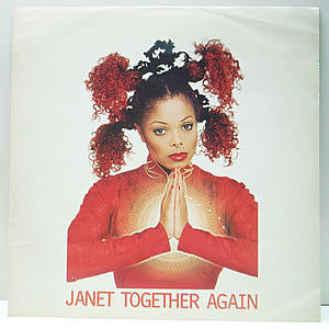 レコード画像:JANET JACKSON / Together Again