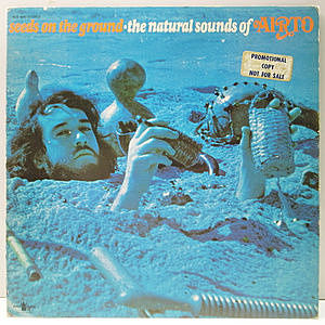 レコード画像:AIRTO / Seeds On The Ground - The Natural Sounds Of Airto