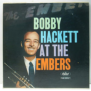 レコード画像:BOBBY HACKETT / At The Embers