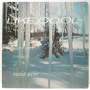 レコード画像:EDDIE BERT / Like Cool