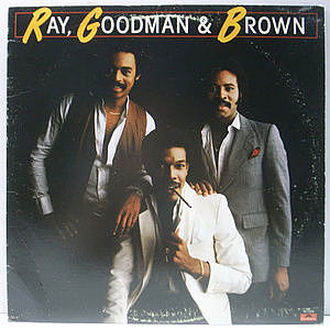 レコード画像:RAY, GOODMAN & BROWN / Same