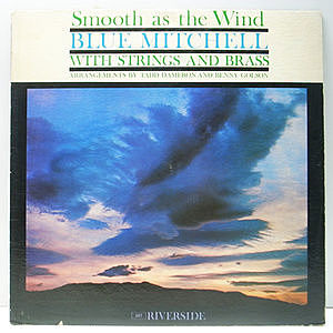レコード画像:BLUE MITCHELL / Smooth As The Wind