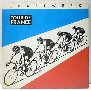 レコード画像:KRAFTWERK / Tour De France