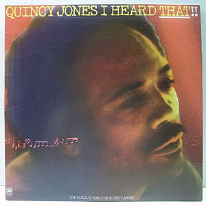 レコード画像:QUINCY JONES / I Heard That!!