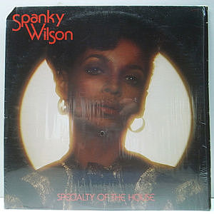 レコード画像:SPANKY WILSON / Specialty Of The House