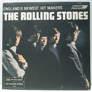レコード画像:ROLLING STONES / England's Newest Hit Makers