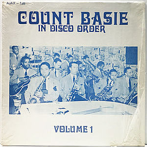 レコード画像:COUNT BASIE / In Disco Order, Volume 1