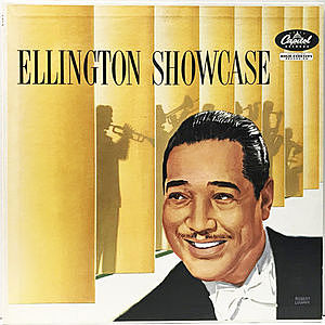 レコード画像:DUKE ELLINGTON / Ellington Showcase