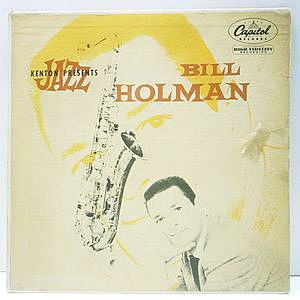 レコード画像:BILL HOLMAN / Same『Kenton Presents』