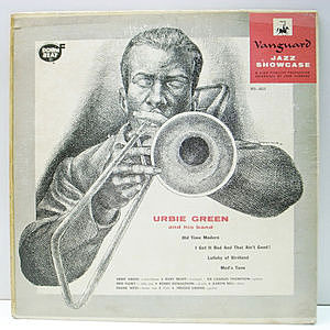 レコード画像:URBIE GREEN / Urbie Green And His Band
