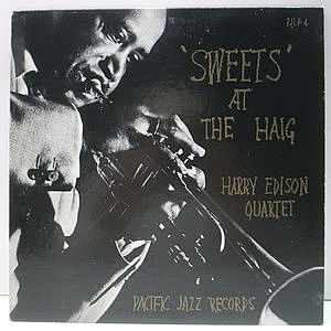 "レコード画像:HARRY EDISON / ""Sweets"" At The Haig"